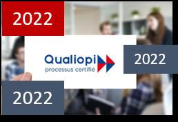 Report Qualiopi au 01/01/2022……Restez dans la dynamique